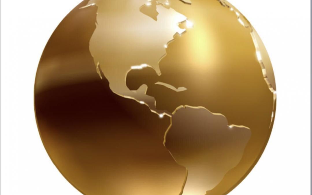 Un pianeta tutto d'oro