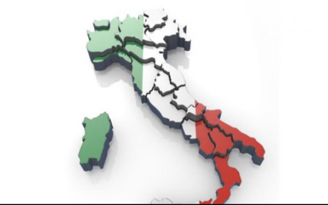 Su autonomia, federalismo e secessione: parte I