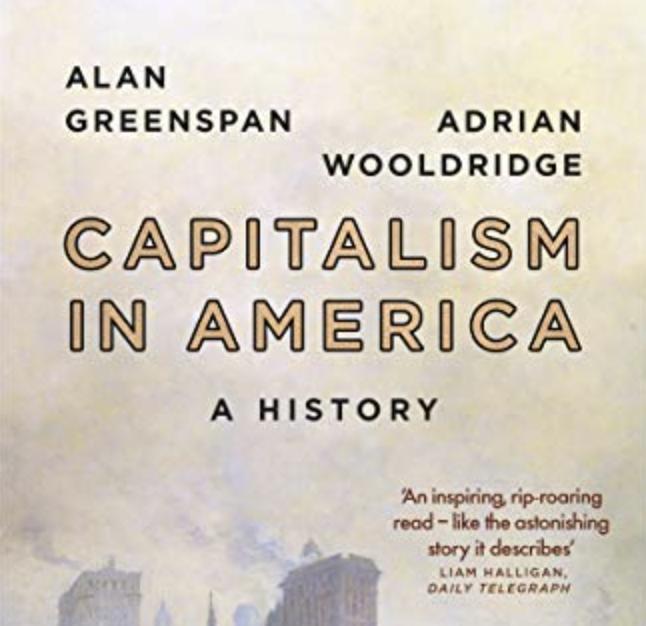 Capitalism in America (Alan Greenspan, Adrian Wooldrige) – 2018 Tramedoro