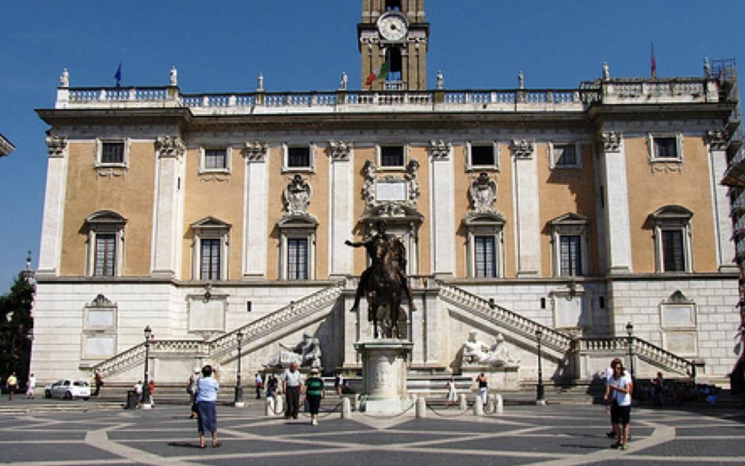 Elezioni comunali di Roma 2021