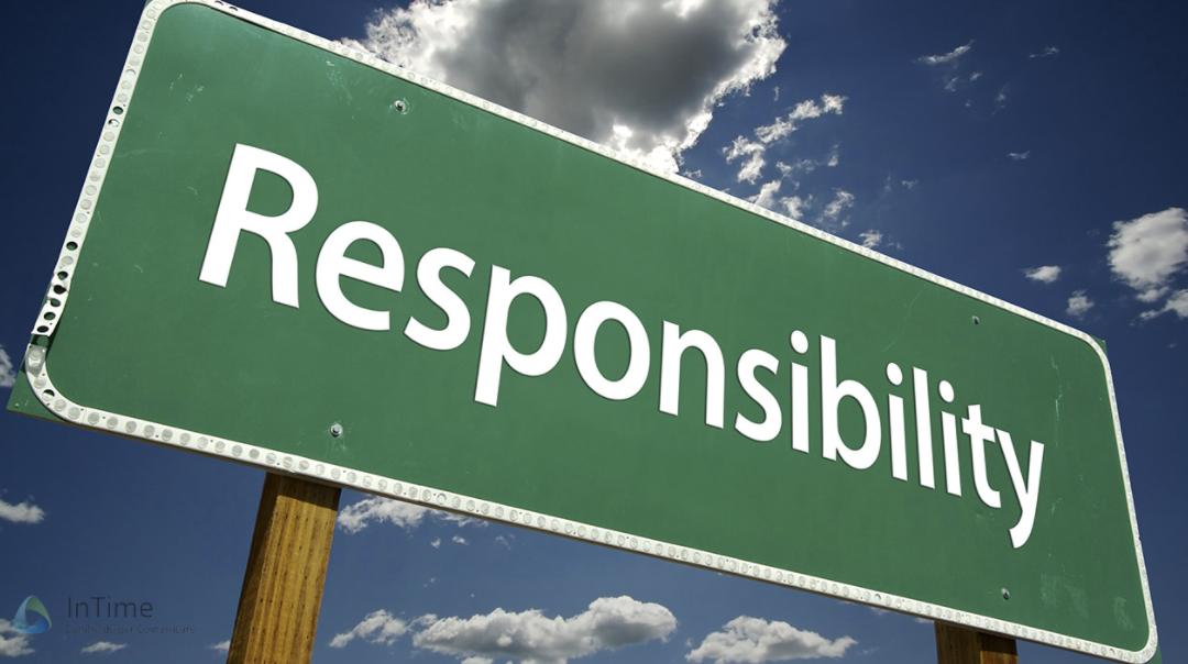Cosa significa responsabilità?