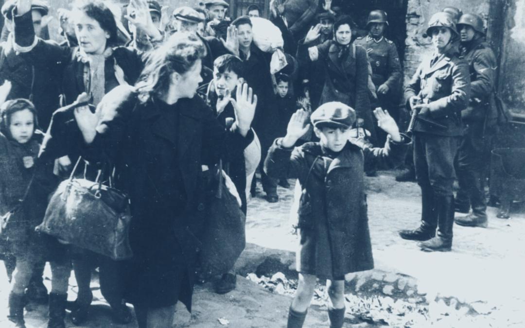 Pandemia 2020: dal ghetto di Varsavia un fascio di luce sinistro