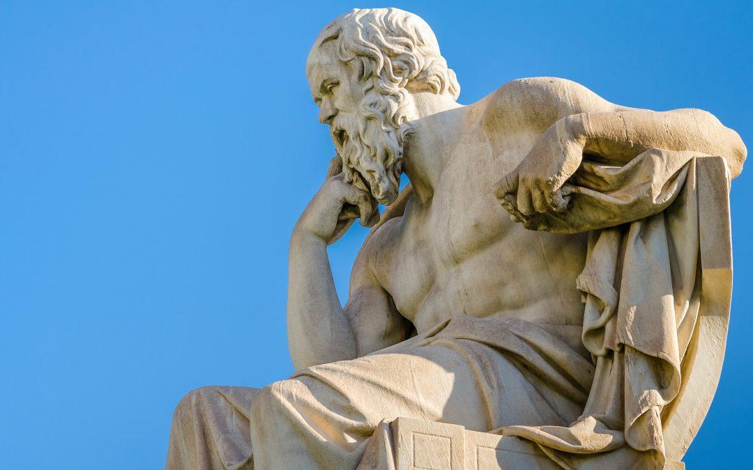 Socrate, virus C ed economia