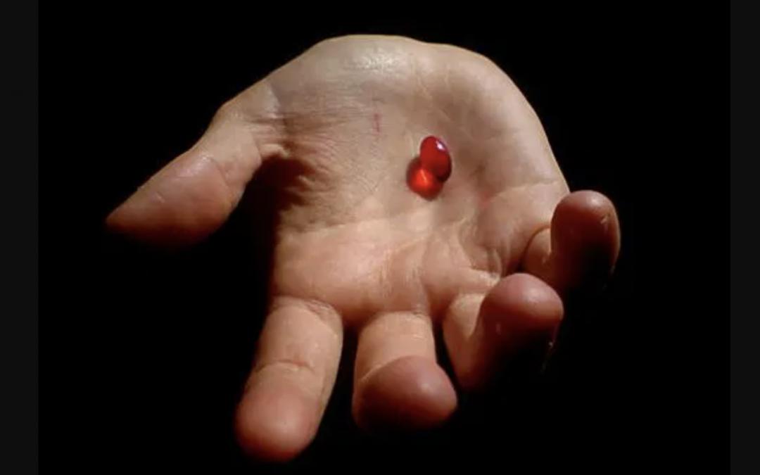 La pillola rossa