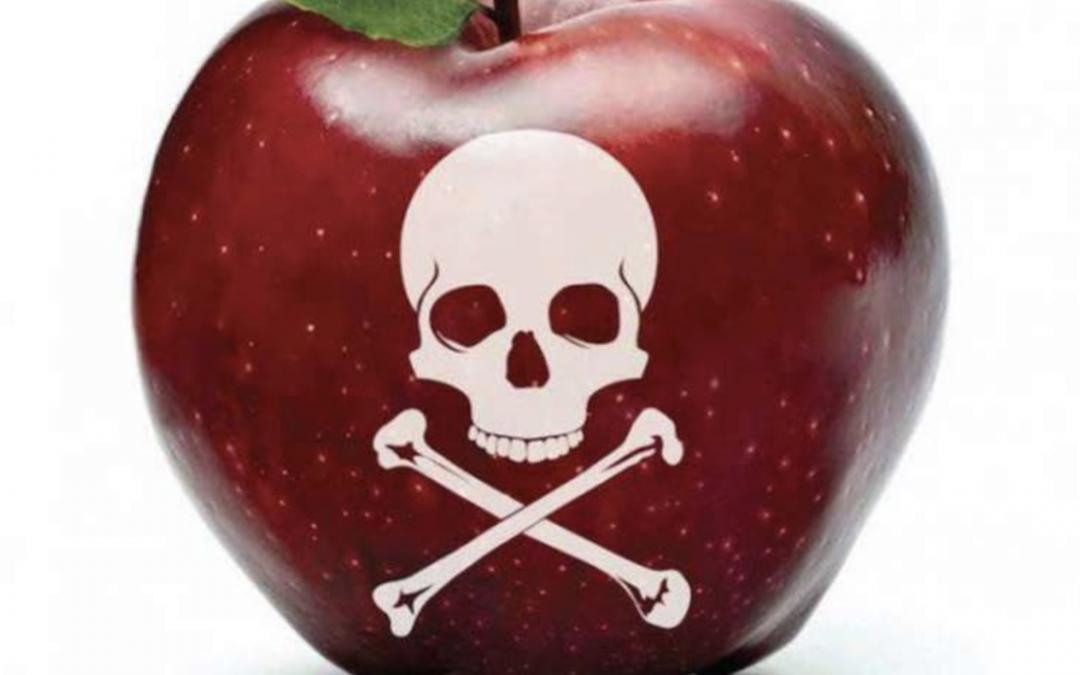 La mela avvelenata dei minibot