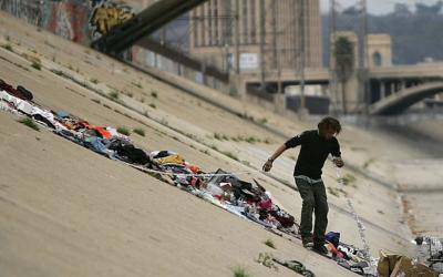Il crollo della California