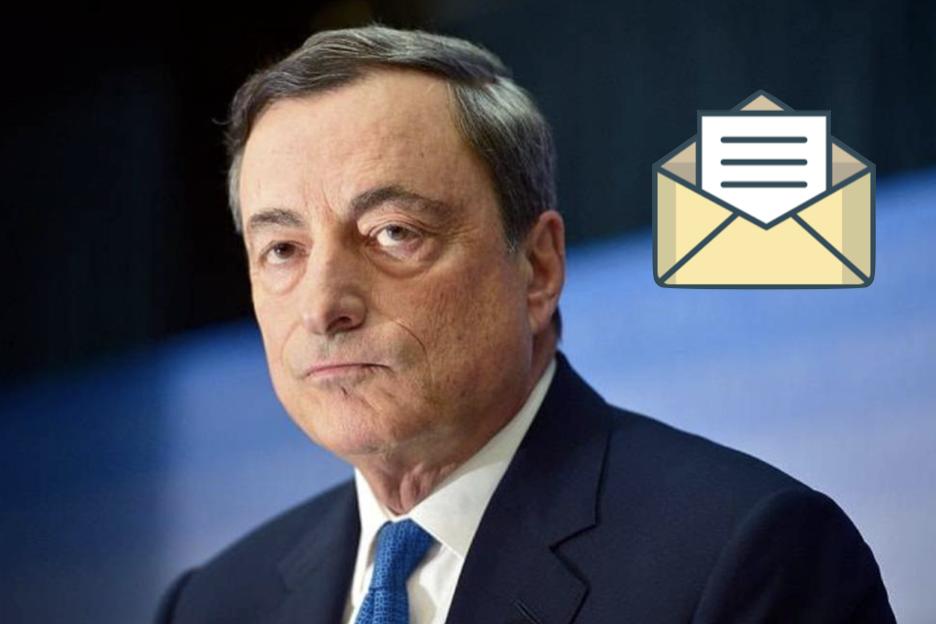 Breve lettera a Draghi