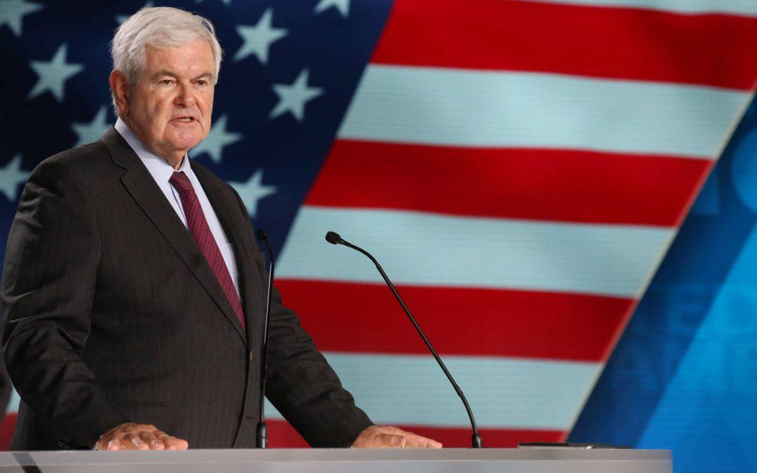 Un Articolo di Newt Gingrich del 3 Gennaio