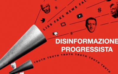 Disinformazione progressista