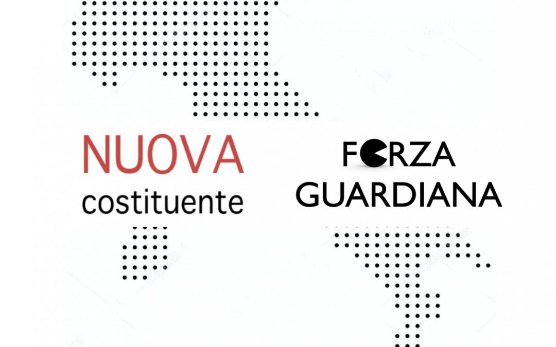 """""""Perché, e come, Forza Guardiana e Nuova Costituente possono cooperare"""" di Carlo Lottieri"""